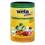 Die Gemüsecremesuppe – gesund und...