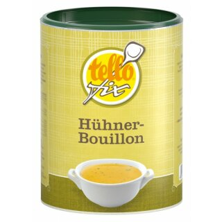 tellofix Hühner-Bouillon 500g 20l
