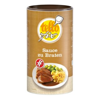 tellofix Sauce zu Braten 500g 5l